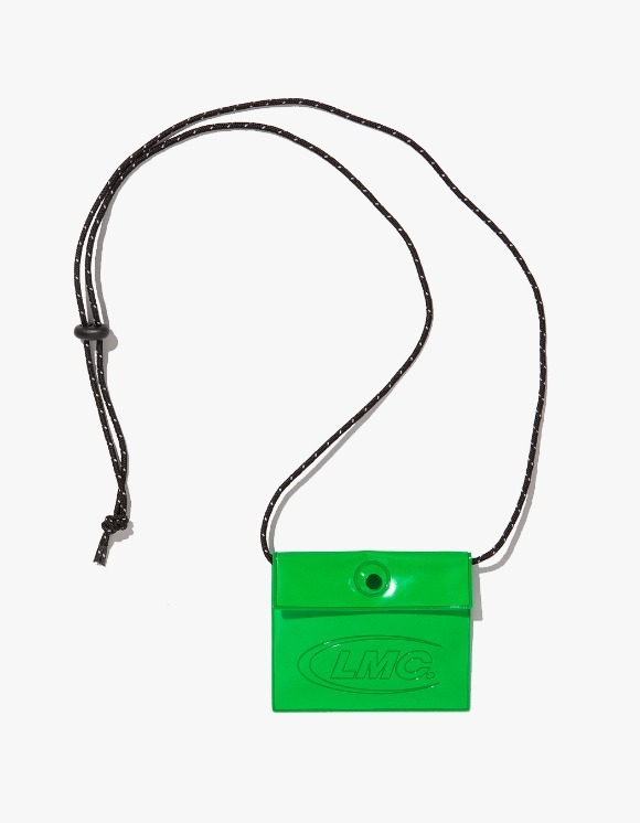 LMC LMC PVC COIN POUCH green | HEIGHTS. | 하이츠 온라인 스토어