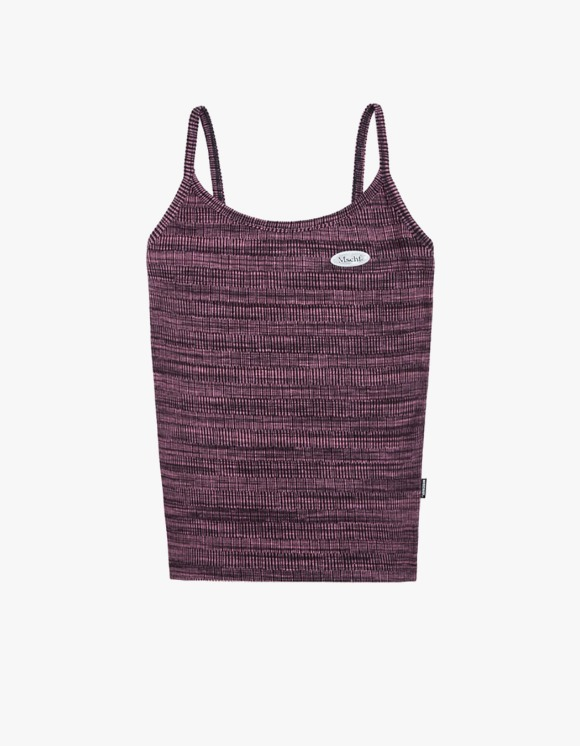 MISCHIEF Space Dyed Knit Tank - Space Dyed Fushsia | HEIGHTS. | 하이츠 온라인 스토어