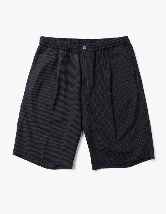 Stussy Mix Up Bryan Short - Navy | HEIGHTS. | 하이츠 온라인 스토어