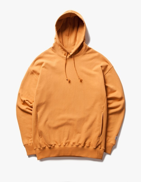 IZOLA NYC WarmUp Hoodie - Camel | HEIGHTS. | 하이츠 온라인 스토어