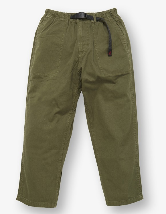 GRAMICCI Loose Tapered Pants - Olive | HEIGHTS. | 하이츠 온라인 스토어