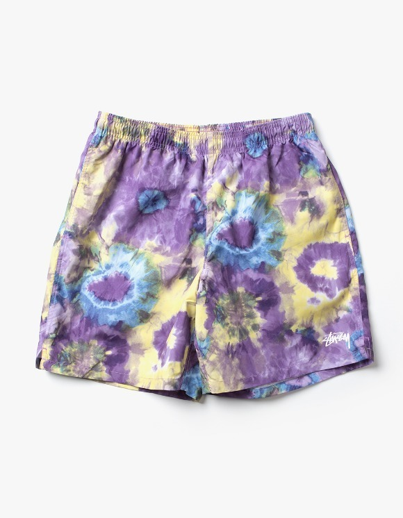 Stussy Tie Dye Water Short - Mulit | HEIGHTS. | 하이츠 온라인 스토어