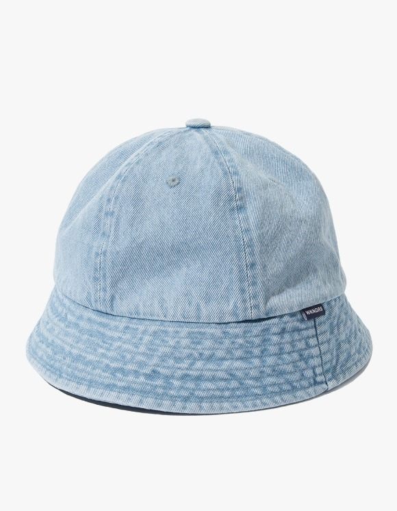 WKNDRS Denim Bell Hat - Denim | HEIGHTS. | 하이츠 온라인 스토어