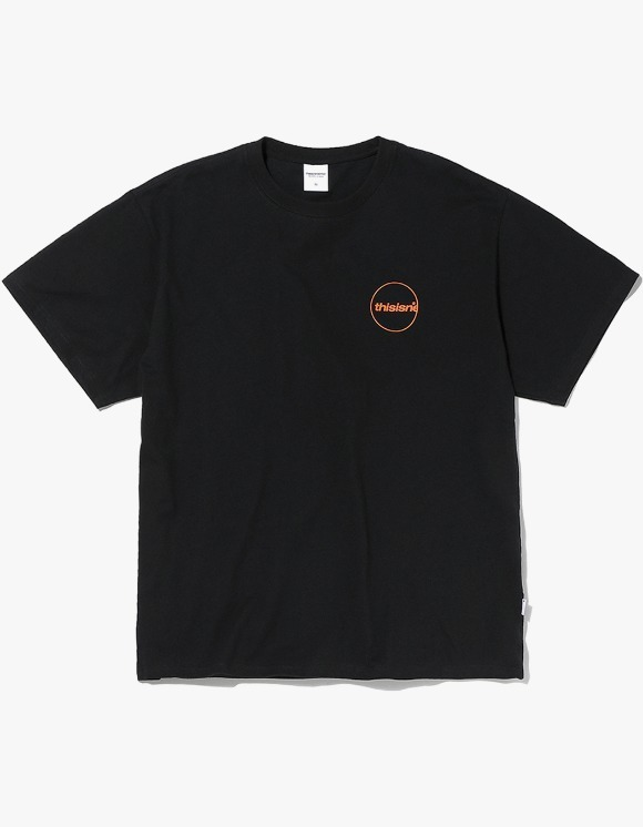 thisisneverthat C-Logo Tee - Black | HEIGHTS. | 하이츠 온라인 스토어