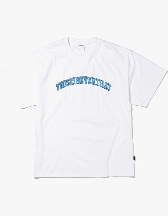 thisisneverthat ARC Logo Tee - White | HEIGHTS. | 하이츠 온라인 스토어