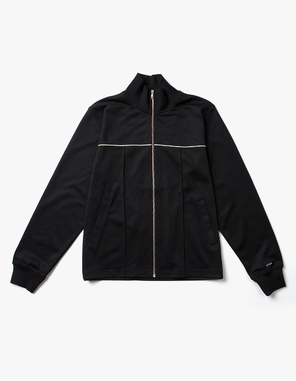 Stussy Poly Track Jacket - Black | HEIGHTS. | 하이츠 온라인 스토어