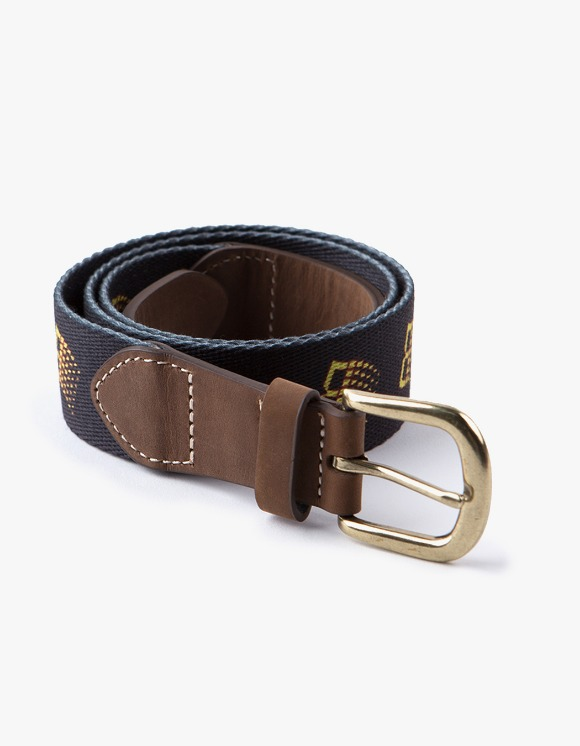 BRONZE56k B Logo Belt - Black | HEIGHTS. | 하이츠 온라인 스토어