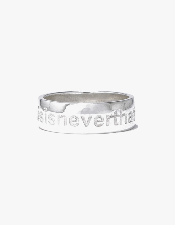 thisisneverthat T-Logo Ring | HEIGHTS. | 하이츠 온라인 스토어