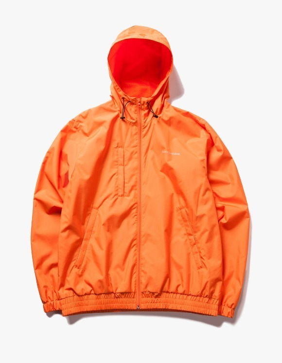 have a good time Side Logo Nylon Jacket - Orange | HEIGHTS. | 하이츠 온라인 스토어