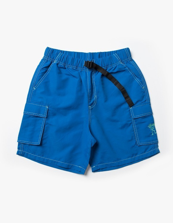 Stussy Boonies Hiking Short - Blue | HEIGHTS. | 하이츠 온라인 스토어