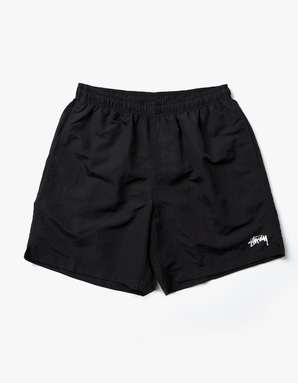 Stussy Stock Water Short - Black | HEIGHTS. | 하이츠 온라인 스토어