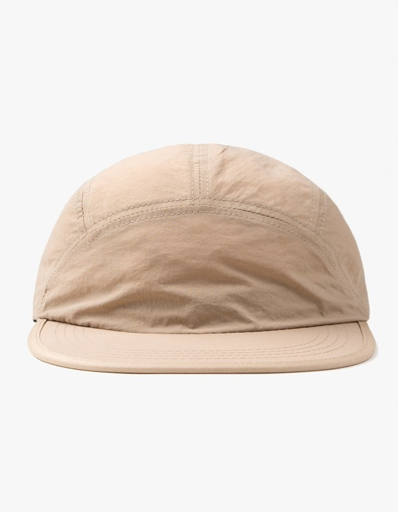 IZOLA NYC Modified Camp Cap - Beige | HEIGHTS. | 하이츠 온라인 스토어