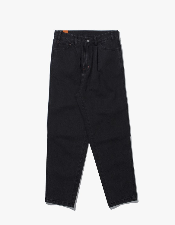 IDEAEND Baggy Jeans - Black | HEIGHTS. | 하이츠 온라인 스토어