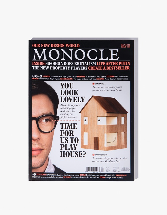 Monocle Monocle Magazine - Issue 123 | HEIGHTS. | 하이츠 온라인 스토어