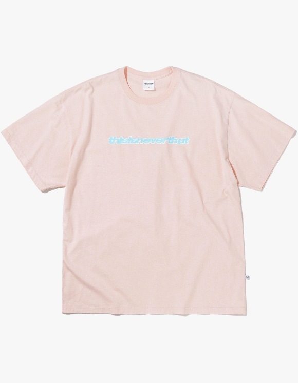 thisisneverthat Bubble SP Tee - Light Pink | HEIGHTS. | 하이츠 온라인 스토어