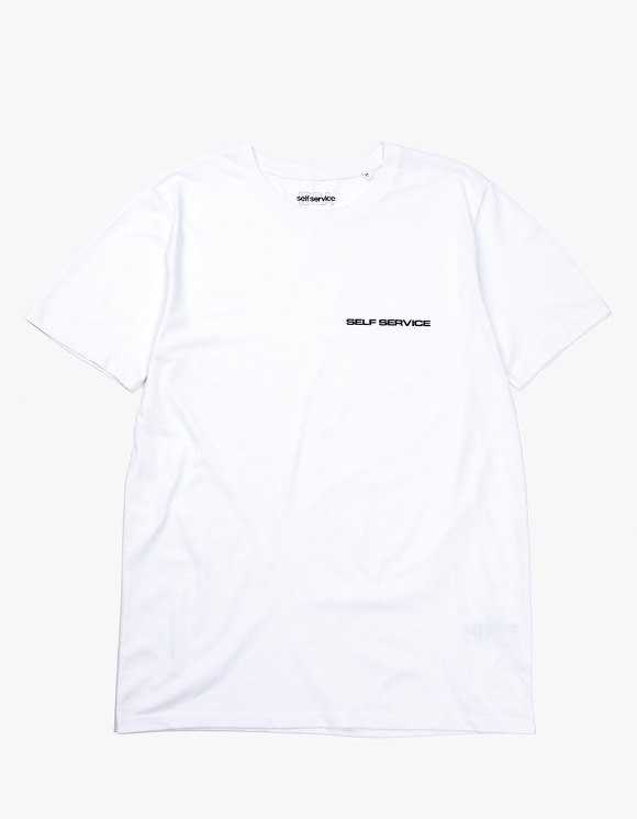 IDEA SELF SERVICE T-Shirts | HEIGHTS. | 하이츠 온라인 스토어