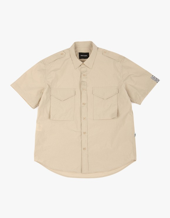 yeseyesee Safary Shirt - Beige | HEIGHTS. | 하이츠 온라인 스토어