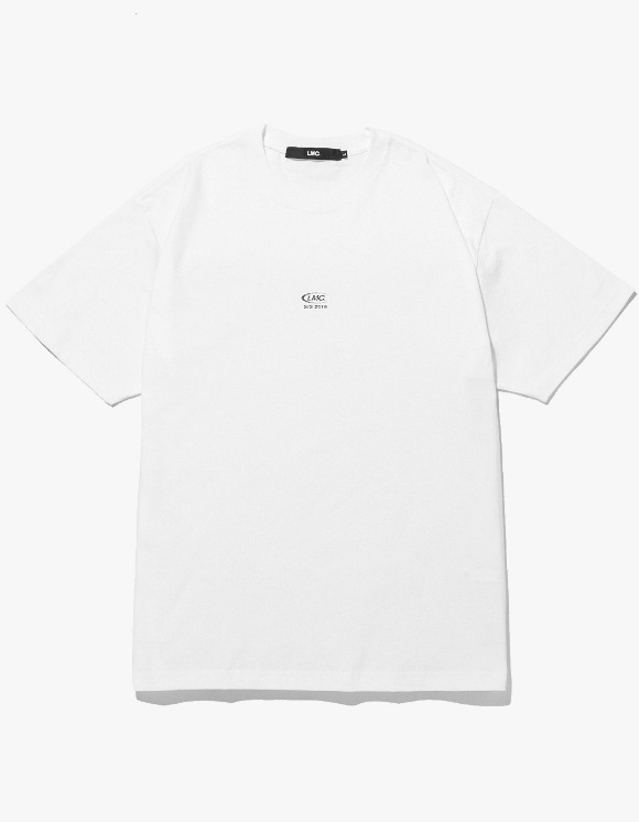 LMC LMC MINI CO TEE white | HEIGHTS. | 하이츠 온라인 스토어
