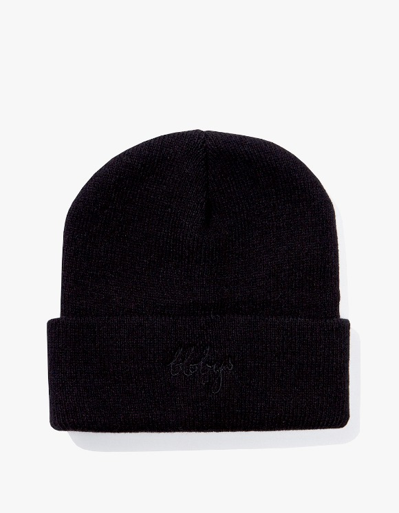 Blobys Paris Blobys Beanie - Black | HEIGHTS. | 하이츠 온라인 스토어