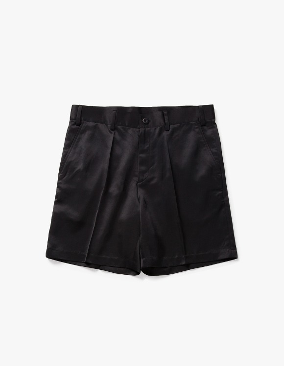 have a good time Satin Shorts - Black | HEIGHTS. | 하이츠 온라인 스토어