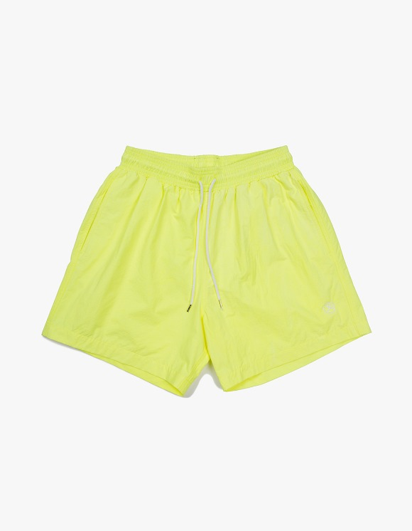 Richardson Swim Shorts - Neon Yellow | HEIGHTS. | 하이츠 온라인 스토어