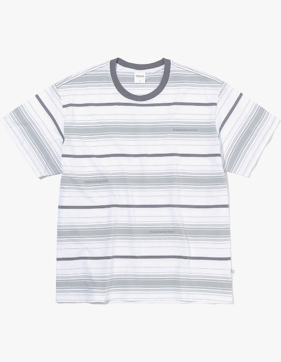 thisisneverthat 3SP Striped Tee - White | HEIGHTS. | 하이츠 온라인 스토어
