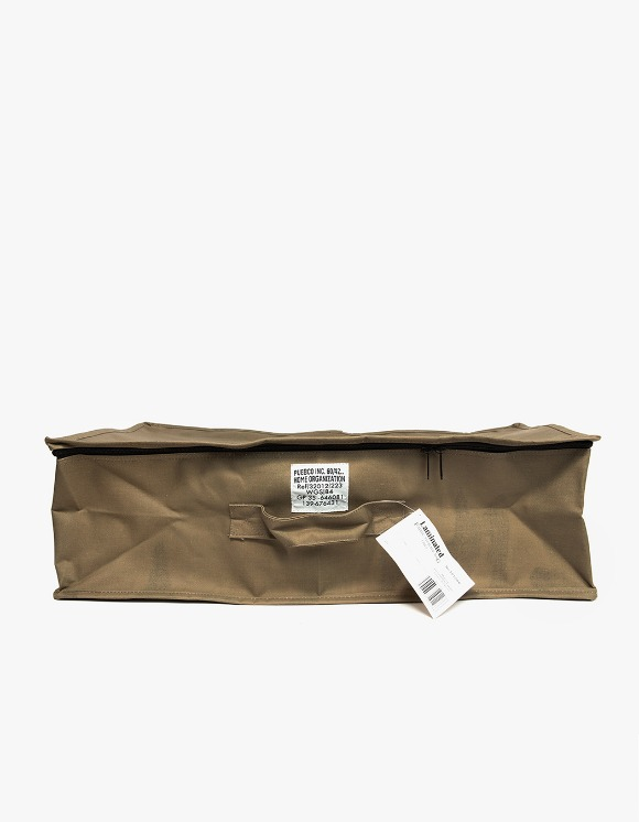 PUEBCO INC. Laminated Fabric Storage Bag - Olive | HEIGHTS. | 하이츠 온라인 스토어