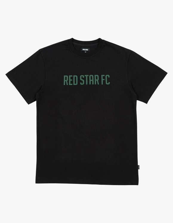 NIVELCRACK Red Star FC Tee | HEIGHTS. | 하이츠 온라인 스토어