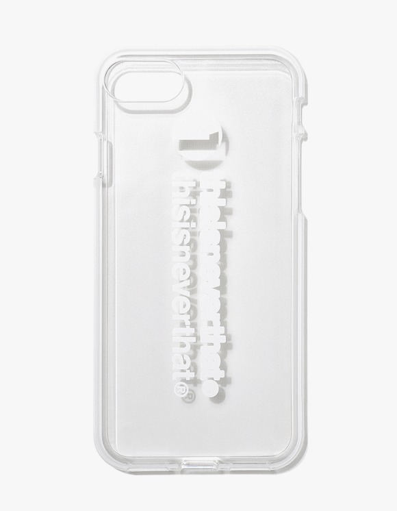 thisisneverthat thisisneverthat iPhone Case 7/8 - White | HEIGHTS. | 하이츠 온라인 스토어