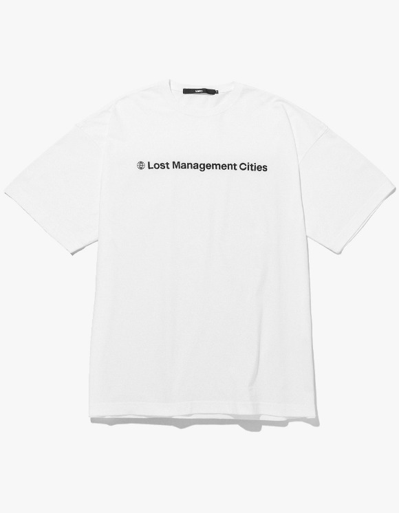LMC LMC FN OG OVERSIZED TEE white | HEIGHTS. | 하이츠 온라인 스토어