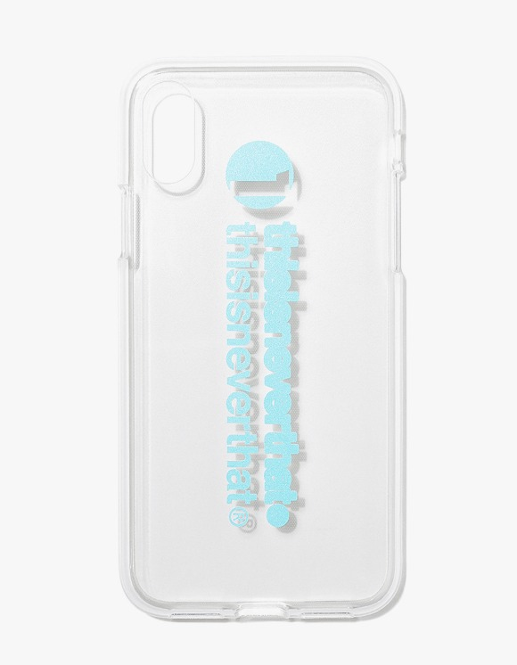 thisisneverthat thisisneverthat iPhone Case X/Xs - Mint | HEIGHTS. | 하이츠 온라인 스토어