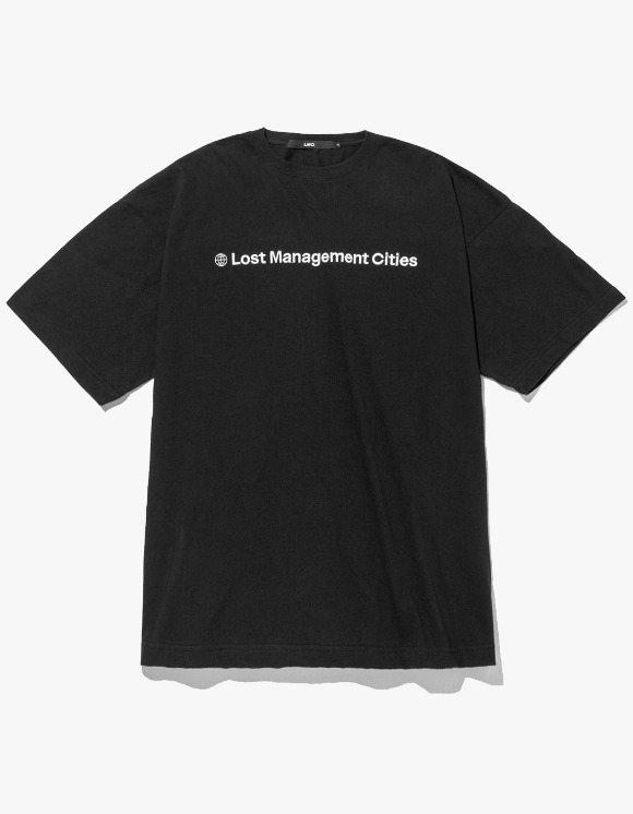 LMC LMC FN OG OVERSIZED TEE black | HEIGHTS. | 하이츠 온라인 스토어