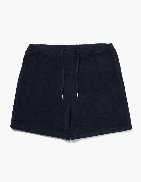 AECA WHITE Jack Beach Shorts - Navy | HEIGHTS. | 하이츠 온라인 스토어