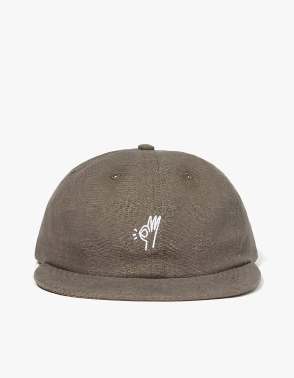 Only NY OK Polo Hat - Olive | HEIGHTS. | 하이츠 온라인 스토어