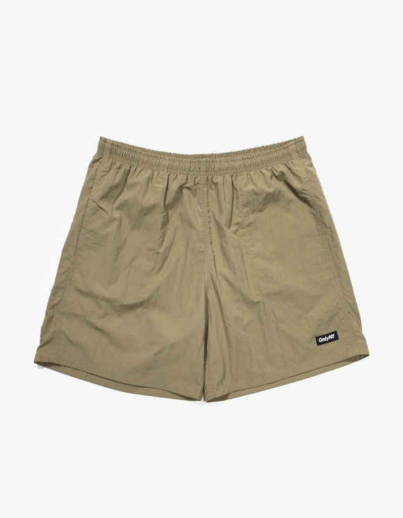 Only NY Highfalls Swim Trunks - Stone Green | HEIGHTS. | 하이츠 온라인 스토어
