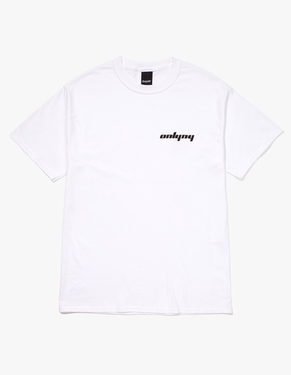 Only NY Pace S/S Tee - White | HEIGHTS. | 하이츠 온라인 스토어