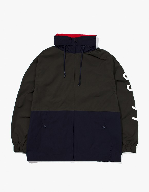 Only NY Sailing Jacket - Ragatta Green | HEIGHTS. | 하이츠 온라인 스토어