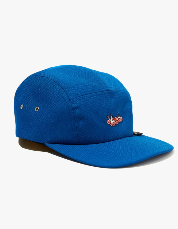WKNDRS FG Camp Cap - Blue | HEIGHTS. | 하이츠 온라인 스토어
