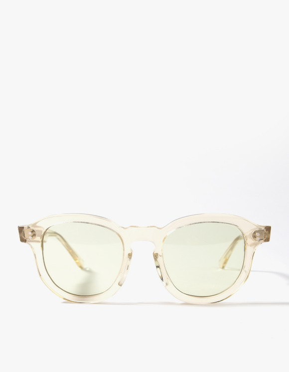 LORES Hawk Sunglasses - Clear/Light Green | HEIGHTS. | 하이츠 온라인 스토어