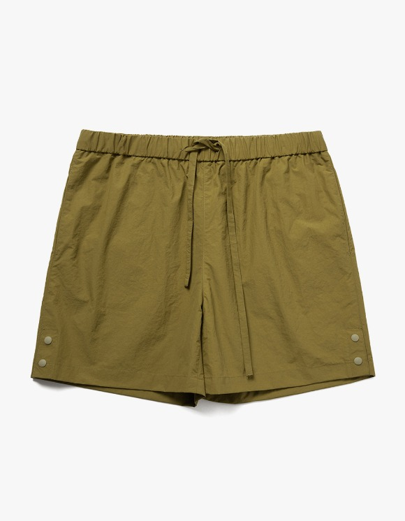 AECA WHITE Ryui Shorts - Olive | HEIGHTS. | 하이츠 온라인 스토어