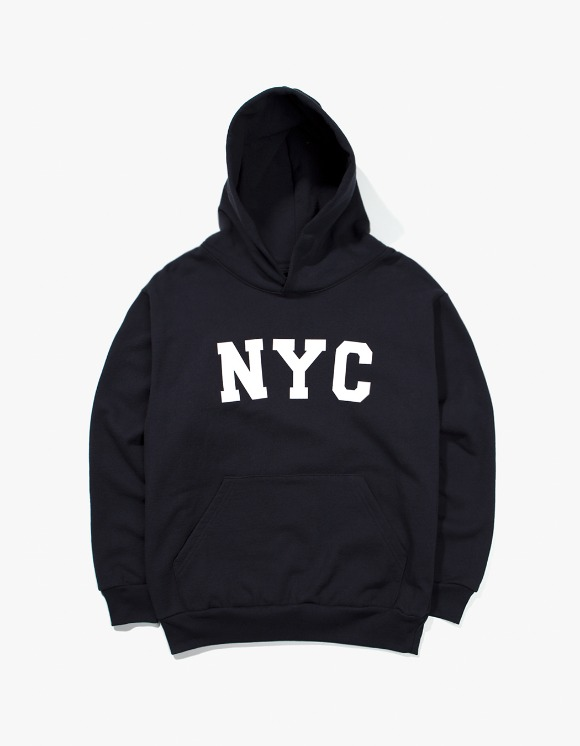 Only NY NYC Hoody - Dark Navy | HEIGHTS. | 하이츠 온라인 스토어