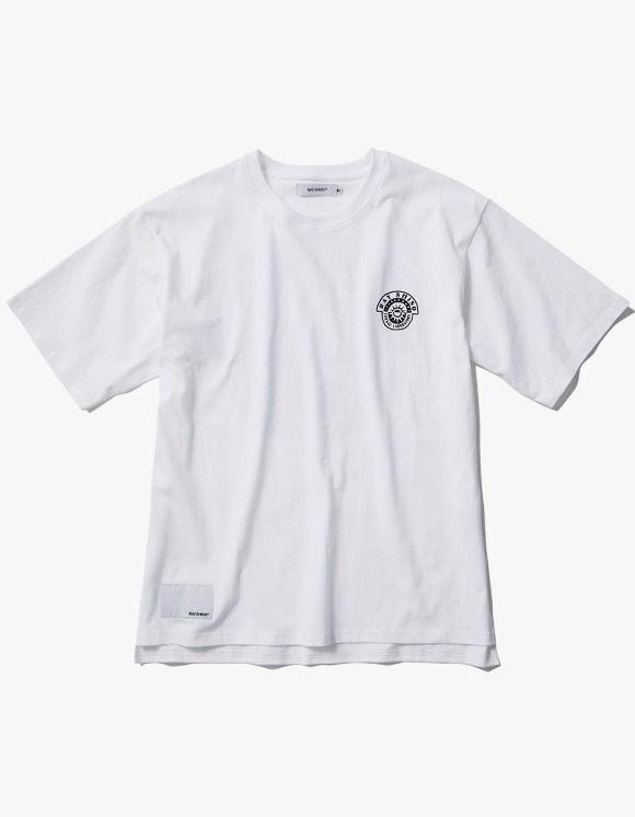 Ray Shiso 16oz S/S Standard Tee - White | HEIGHTS. | 하이츠 온라인 스토어