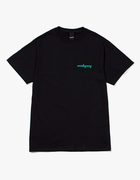 Only NY Pace S/S Tee - Vintage Black | HEIGHTS. | 하이츠 온라인 스토어