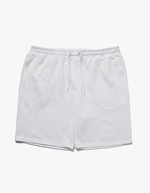 AECA WHITE Adoy Jersey Shorts - White | HEIGHTS. | 하이츠 온라인 스토어