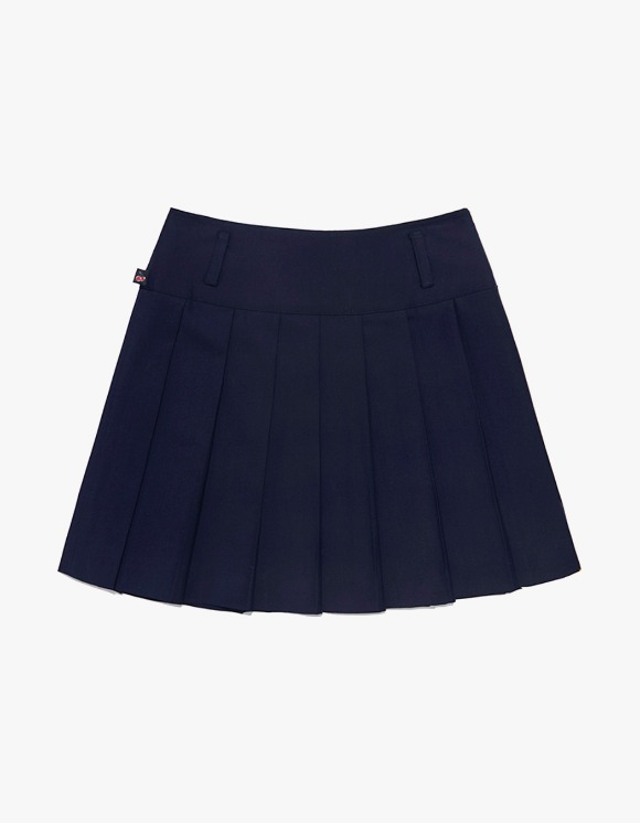 KIRSH Tennis Skirt IH - Navy | HEIGHTS. | 하이츠 온라인 스토어