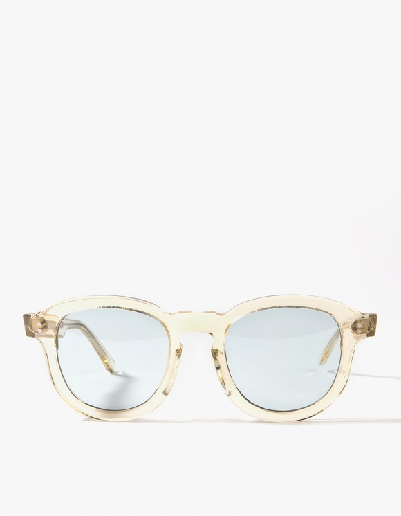 LORES Hawk Sunglasses - Clear/Light Blue | HEIGHTS. | 하이츠 온라인 스토어