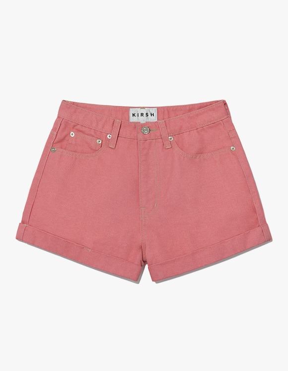 KIRSH Rollup Short Pants IH - Pink | HEIGHTS. | 하이츠 온라인 스토어