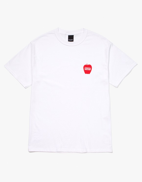 Only NY Fuji S/S Tee - White | HEIGHTS. | 하이츠 온라인 스토어