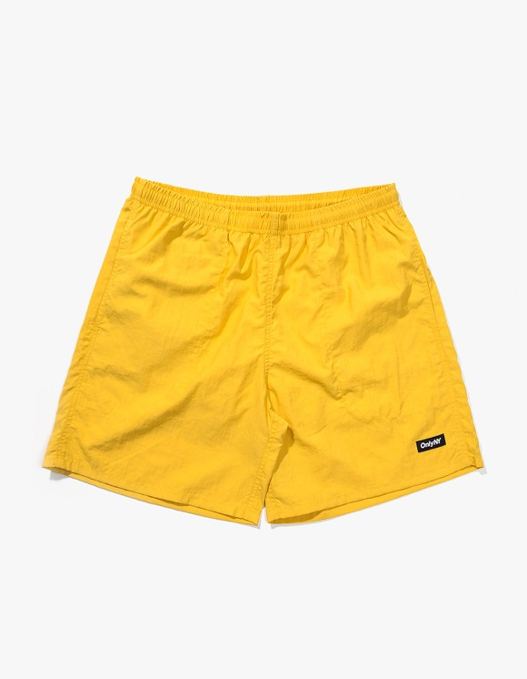 Only NY Highfalls Swim Trunks - Sunshine | HEIGHTS. | 하이츠 온라인 스토어