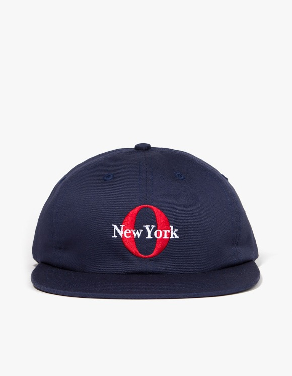 Only NY Westside Polo Hat - Navy | HEIGHTS. | 하이츠 온라인 스토어